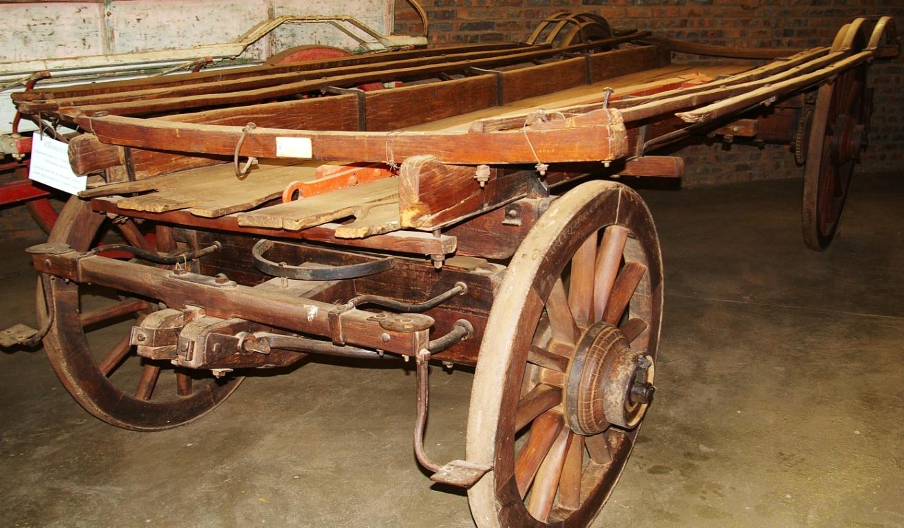 Willem Prinsloo-landboumuseum, Pretoria