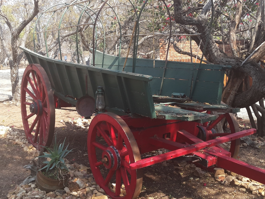 Wagon Drift, Moloto